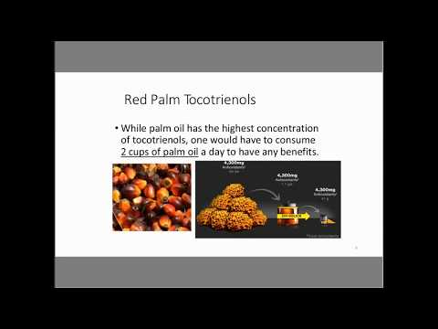 WEBINAR: Vitamin E Update, Tocopherols & Tocotrienols | NOW Foods