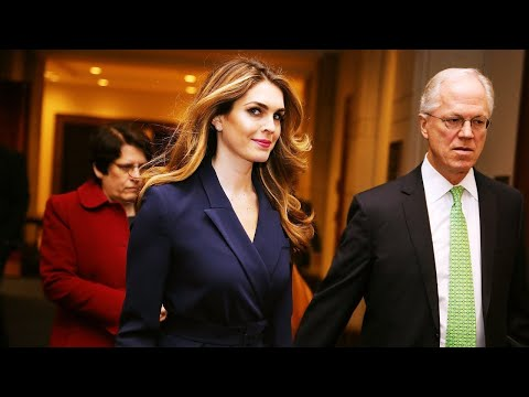 Hope Hicks Resigns ONE DAY After Testifying About Trump