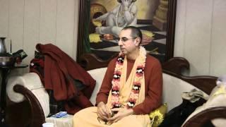 Niranjana Swami speaks about Srila Prabhupada