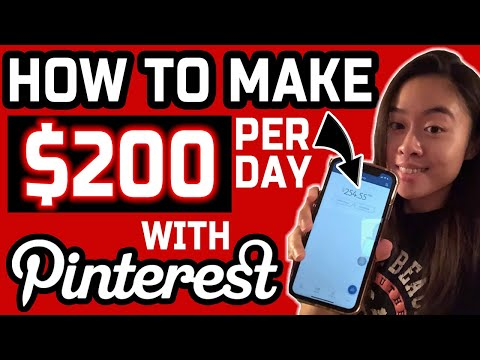 HOW TO MAKE MONEY ON PINTEREST   STEP-BY-STEP TUTORIAL thumbnail
