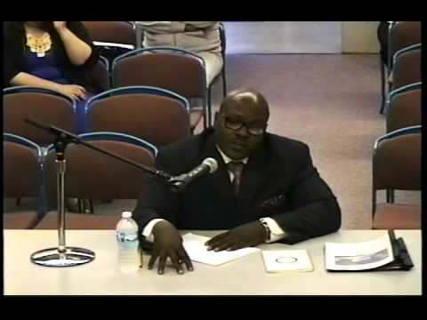 May 20, 2014 Superintendent Interviews