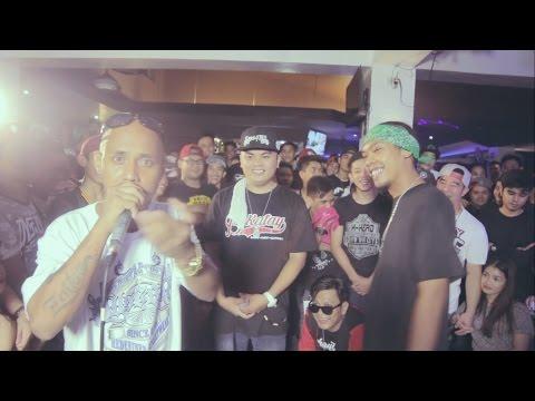 Bahay Katay - Zaito Vs Frooz - Rap Battle @ Cannivalismo