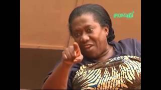 Ngozi  Ezeonu Blasts Her Co-Wife - Nigerian Movie