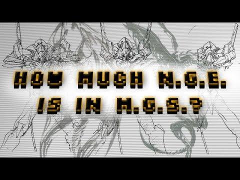 How Much Neon Genesis Evangelion Is In Metal Gear Solid?