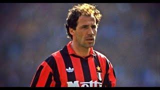 Franco BARESI Vs Fiorentina (1990) - A Great Leader