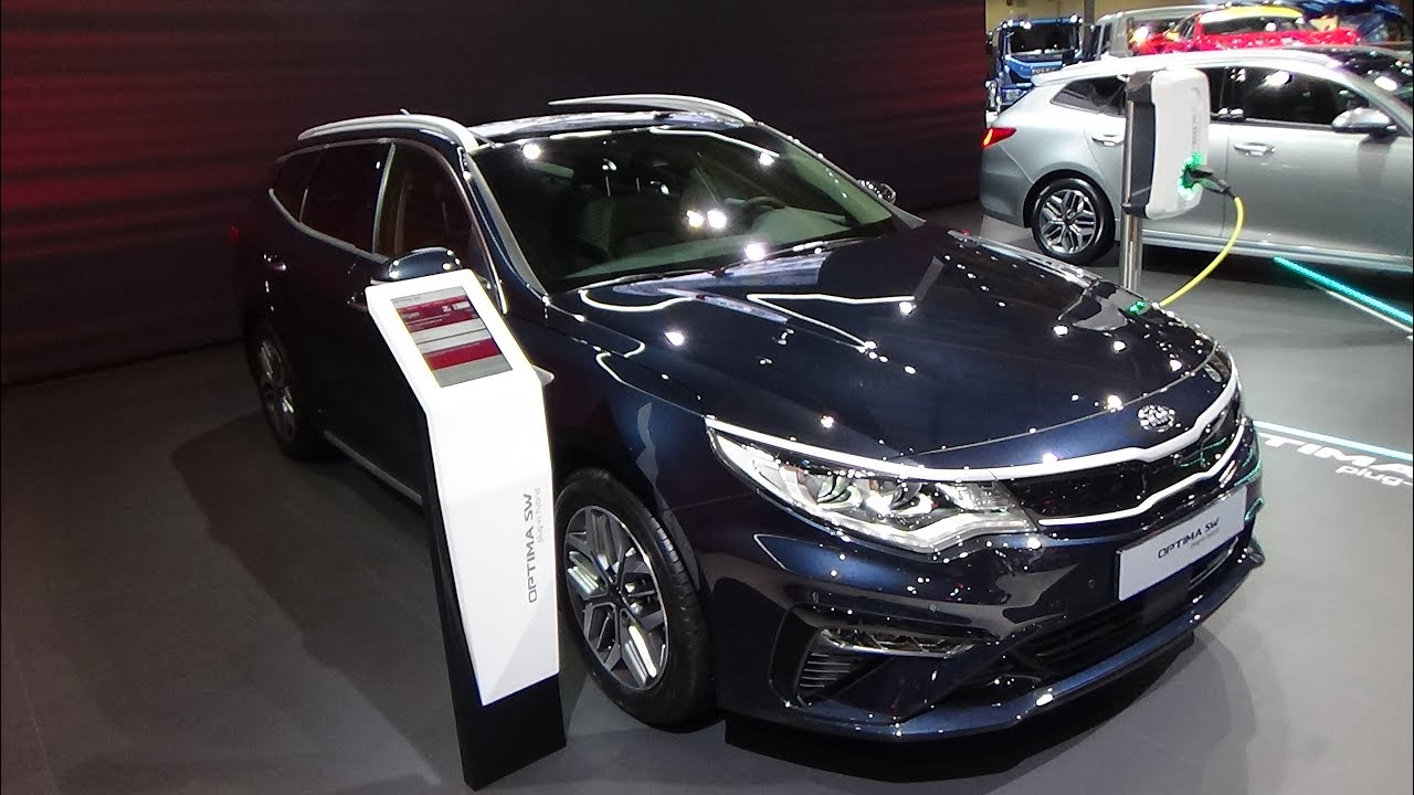 2019 Kia Optima Sw Plug In Hybrid Sense 2 0 Phev Exterior And Interior Auto Show Brussels 2019 Youtube