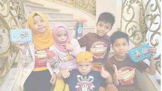 Gen halilintar Kids - Cuci tangan (Lyrics Video)