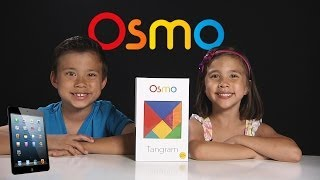 OSMO COOKIE CHALLENGE! The New Innovative Interactive Game System for the iPad! thumbnail