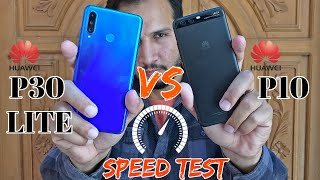 Huawei P30 Lite vs Huawei P10 Speed test | STILL HUAWEI P10 AT ITS BEST | MH TECHI