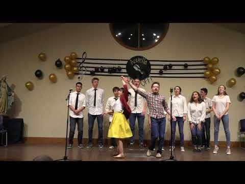 "The Beatles' ""Ob-La-Di, Ob-La-Da"" A Cappella Version   Christendom's 2020 A Cappella Competition"