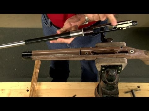 Can You Glass Bed A Rifle Stock With Jb Weld