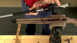 Gunsmithing - How To Glass Bed A Rifle Stock Presented By Larry Potterfield Of Midwayusa