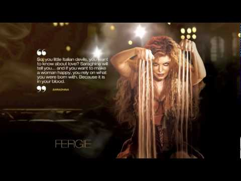 Fergie- be italian (nine)