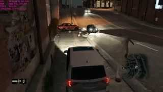 Watch Dogs Curiosities - Spinning Driver Gameplay ASUS G750JW NVIDIA GTX 765m