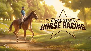 Rival Stars Horse Racing game trailer - download free on the App Store and Google Play