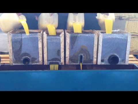 Дренажные трубы плоские и круглые 110 и 160 . Сравнение.