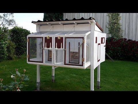 mon premier pigeonnier fixe partie 1 youtube. Black Bedroom Furniture Sets. Home Design Ideas