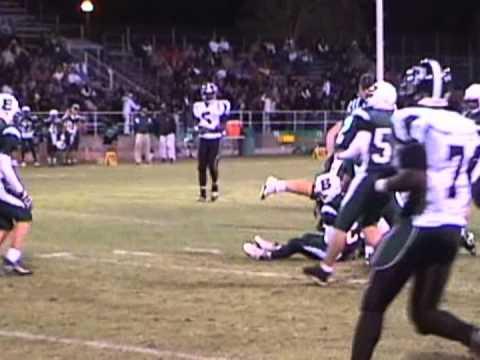 Malcom Culver, Palmdale football