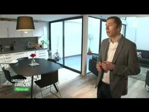 feld architecture la maison france 5 8 mai 2013 youtube. Black Bedroom Furniture Sets. Home Design Ideas