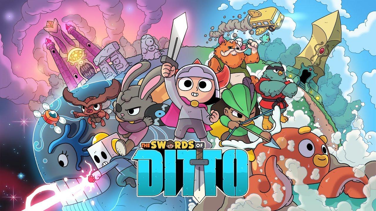 GAME DITTO - MediaIndonesia