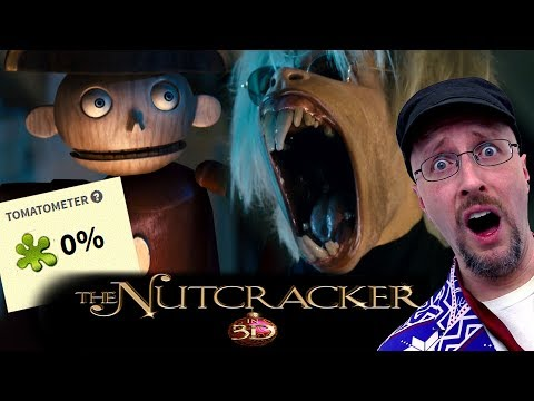 The Most HATED Nutcracker Movie Ever Made 鈥� Nostalgia Critic