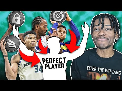 """I TRIED TO CREATE A NEW """"GOAT"""" IN NBA 2K21"""