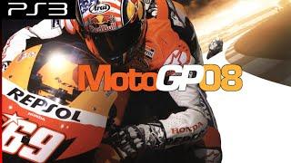 Playthrough [PS3] MotoGP '08