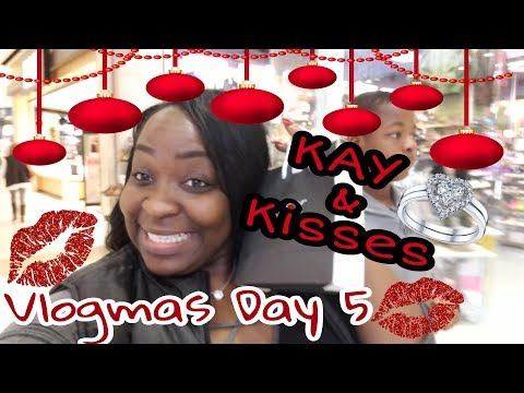 VLOGMAS DAY 5 || EVERY KISS BEGINS WITH KAY!