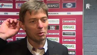 Jon Dahl Tomasson over Excelsior - VVV-Venlo