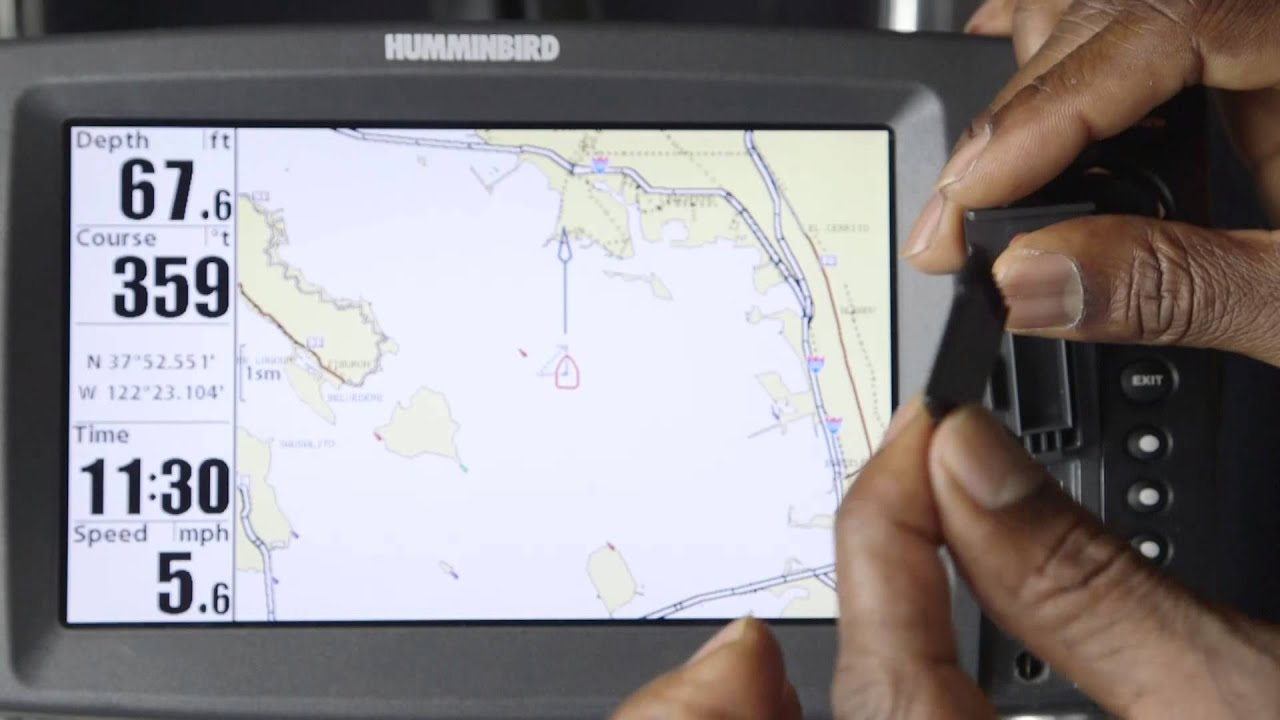 maxresdefault navionics humminbird loading a navionics card youtube  at readyjetset.co