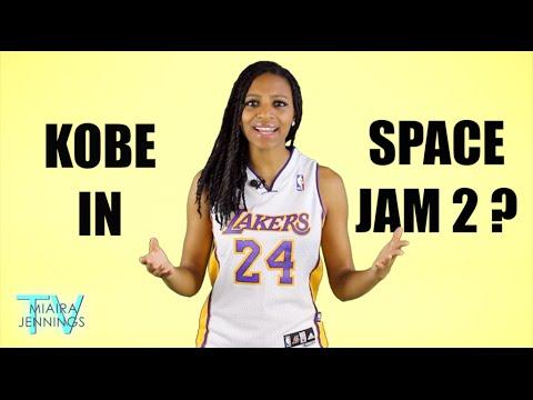 Kobe Bryant Retires - Space Jam 2?