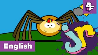 Play Itsy Bitsy Spider, Word