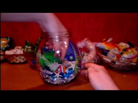 Как украсить аквариум. Аквариум декор. Хороший аквариум.