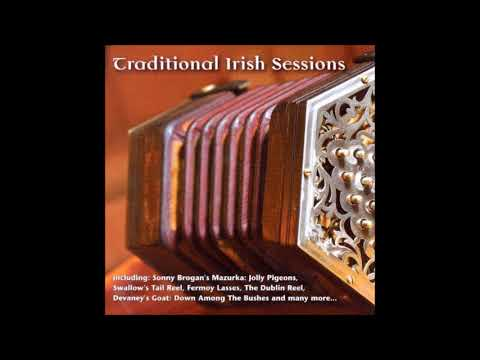 Traditional Irish Sessions - Instrumental Irish Music | Pub Drinking Music