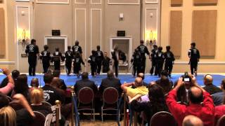 2014 World Convention Demo Team Competition- 1st place-  Victory Hunters Creek