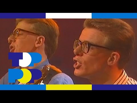 The Proclaimers - Letter From America • TopPop