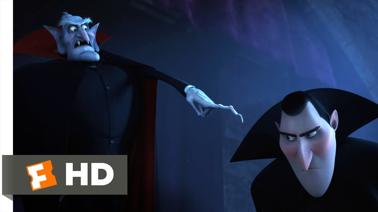 Download Hotel Transylvania 2 (7/10) Movie CLIP - You Can't Change Him (2015) HD
