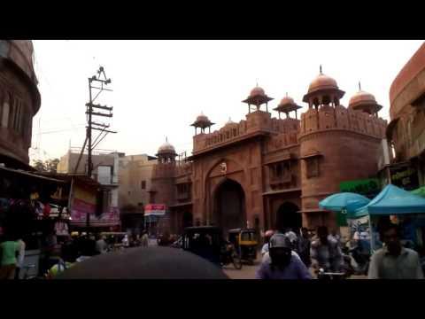 Bikaner city view by Nandu Shrinath Travels G.S Rd Bikaner 0151-2520611