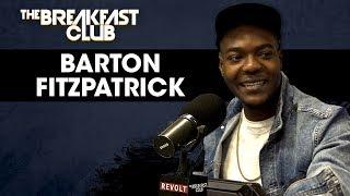 Barton Fitzpatrick Talks 'The Chi', Showcasing Original Music, R. Kelly + More