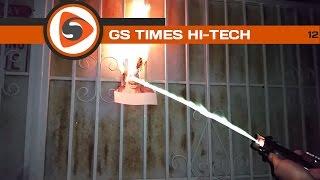 gS Times HI-TECH. Настоящий световой меч