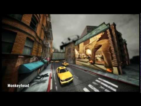 CINEMA 4D Reel 2012-13