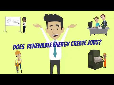Are You Find Renewable Energy Jobs And Career | Techno Update