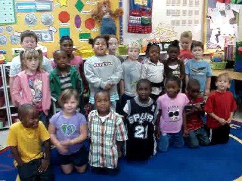 Mrs. Harrison's Kindergarten Class- The US States ...