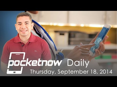 Galaxy Note 4 Preorders, Galaxy Note Edge Price, Nexus 9 Date & More - Pocketnow Daily