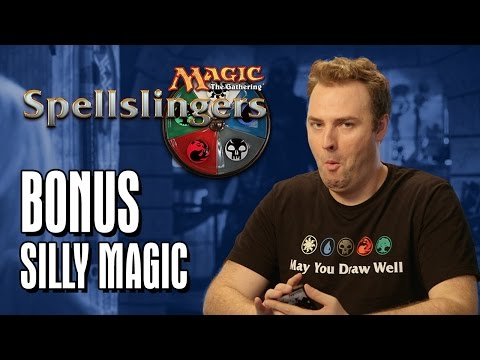 Want to get started in Magic: The Gathering? Buy a starter pack: http://amzn.to/1c2v0Ix Welcome to Spellslingers, a new show based on the phenomenally ...