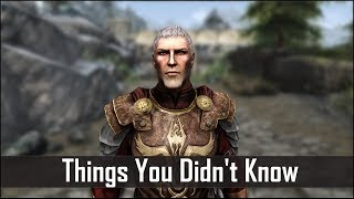 Skyrim: 5 Things You Probably Didn't Know You Could Do - The Elder Scrolls 5: Secrets (Part 12)