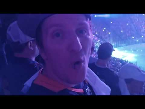 Imagine Dragons live - Whatever It Takes at the 2018 Stanley Cup Finals - Game Two