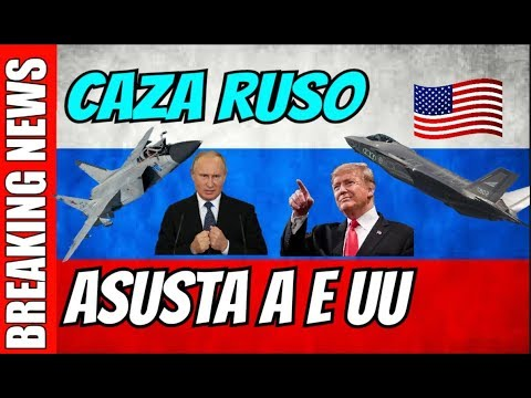 lo-Último|-cazas-ruso-asusta-a-us-airforce-de-eeuu|-noticias