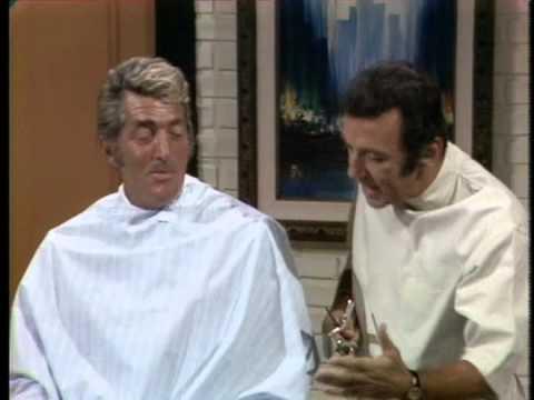 Dean Martin, Ken Lane & Norm Crosby  Barbershop