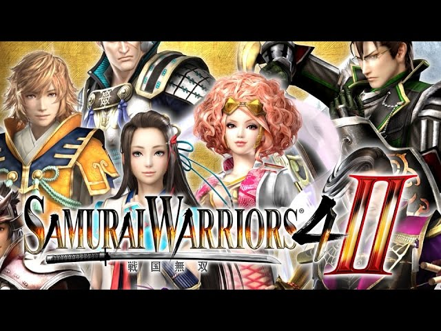 Samurai Warriors 4-II (видео)
